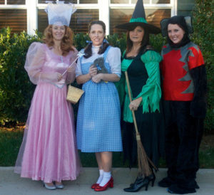 Dorothy & Witches